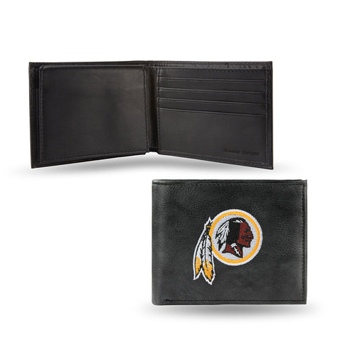 Washington Redskins Embroidered Billfold Wallet