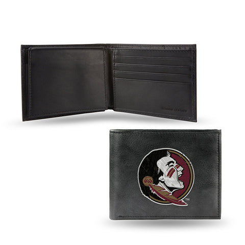 Florida State Seminoles Embroidered Billfold Wallet