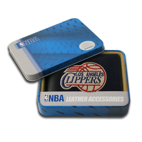 Los Angeles Clippers Embroidered Billfold Wallet