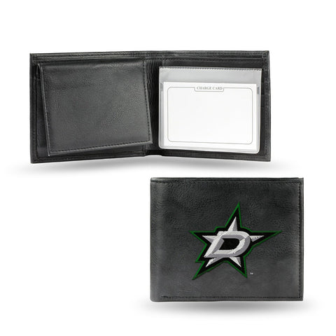 Dallas Stars Embroidered Billfold Wallet