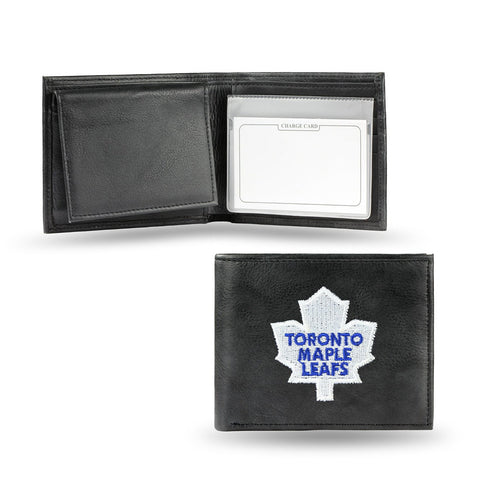Toronto Maple Leafs Embroidered Billfold Wallet