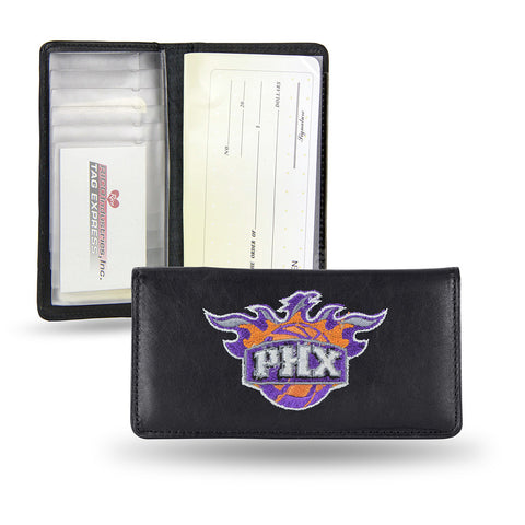 Phoenix Suns Checkbook Holder Embroidered