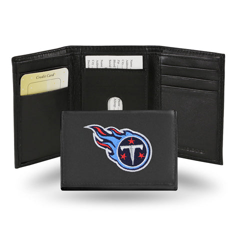 Tennessee Titans Embroidered Trifold Wallet