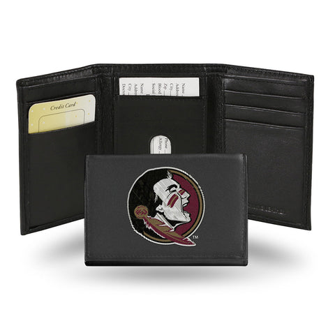 Florida State Seminoles Embroidered Trifold Wallet