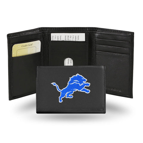 Detroit Lions Embroidered Trifold Wallet