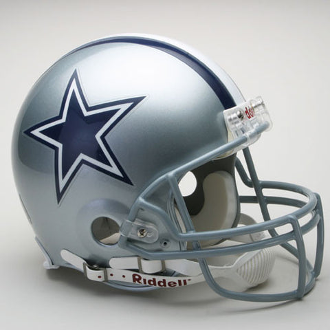 Dallas Cowboys Full Size Authentic ProLine NFL Helmet