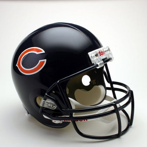 Chicago Bears Full Size Deluxe Replica NFL Helmet
