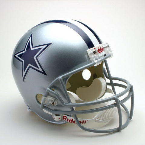 Dallas Cowboys Full Size Deluxe Replica NFL Helmet