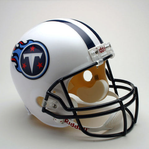 Tennessee Titans Full Size Deluxe Replica NFL Helmet