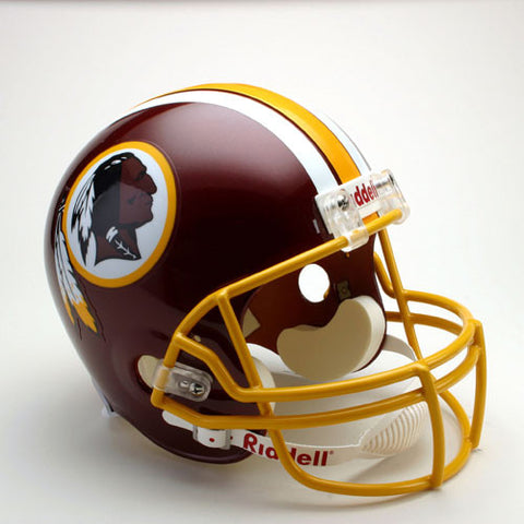 Washington Redskins Full Size Deluxe Replica NFL Helmet