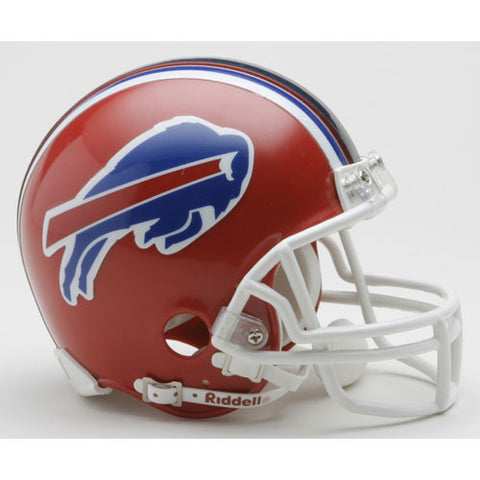 Buffalo Bills Miniature Replica NFL Helmet w/Z2B Mask