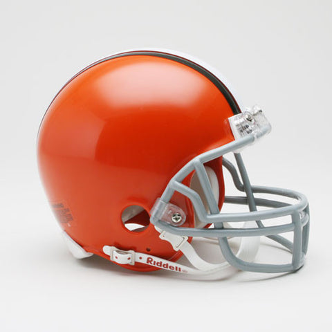 Cleveland Browns Miniature Replica NFL Helmet w/Z2B Mask