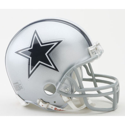 Dallas Cowboys Miniature Replica NFL Helmet w/Z2B Mask