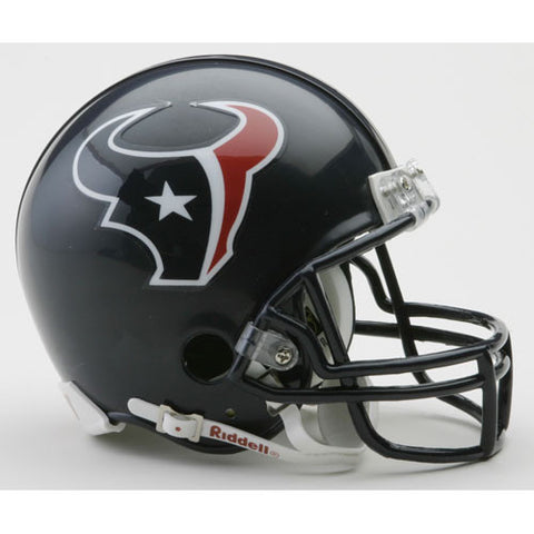 Houston Texans Miniature Replica NFL Helmet w/Z2B Mask