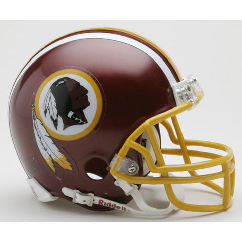 Washington Redskins Miniature Replica NFL Helmet w/Z2B Mask