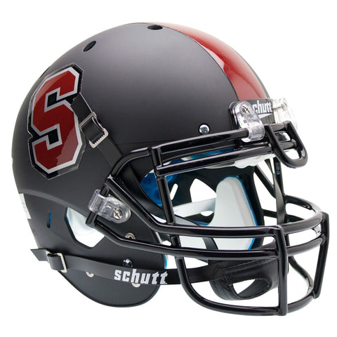 Stanford Cardinal NCAA Authentic Air XP Full Size Helmet Alternate Black 1