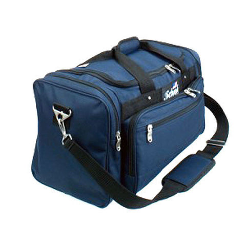 Deluxe Multi Compartment Polyester Gym Bag 20inx10inx12in
