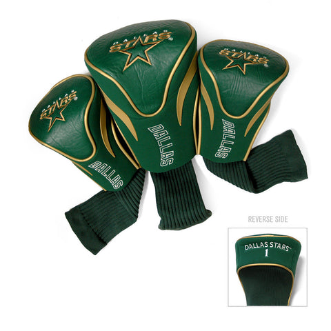 Dallas Stars NHL 3 Pack Contour Fit Headcover