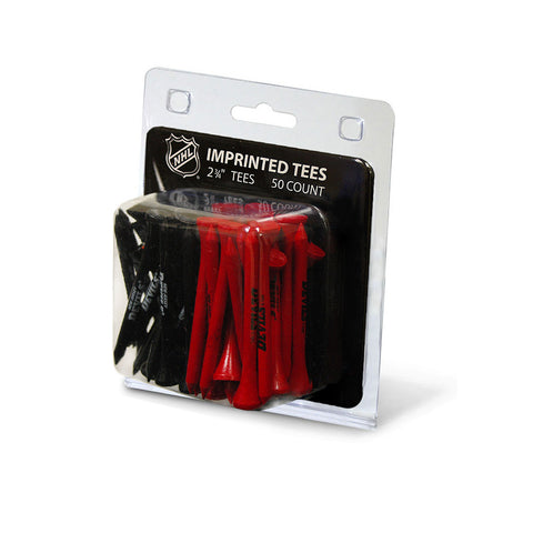 New Jersey Devils NHL 50 imprinted tee pack