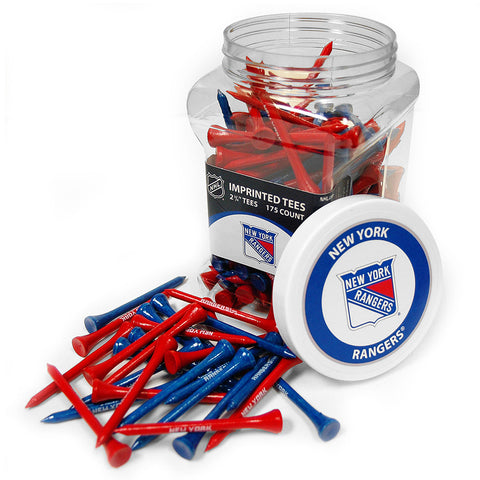 New York Rangers NHL 175 Tee Jar