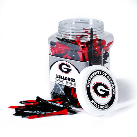 Georgia Bulldogs NCAA 175 Tee Jar