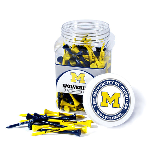 Michigan Wolverines NCAA 175 Tee Jar