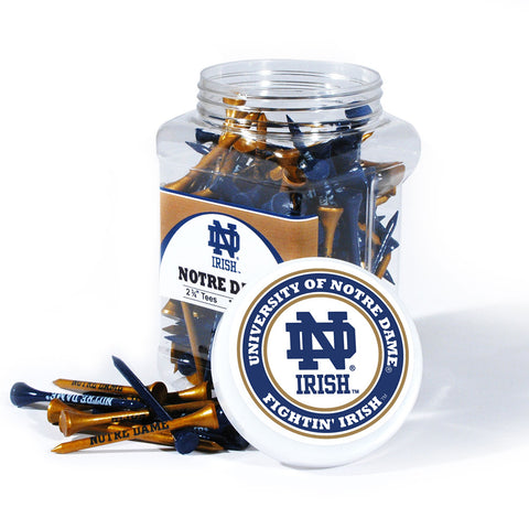 Notre Dame Fighting Irish NCAA 175 Tee Jar