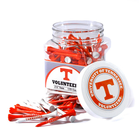 Tennessee Volunteers NCAA 175 Tee Jar