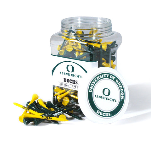 Oregon Ducks NCAA 175 Tee Jar