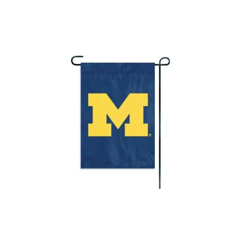 Michigan Wolverines NCAA  Garden/Window Flag
