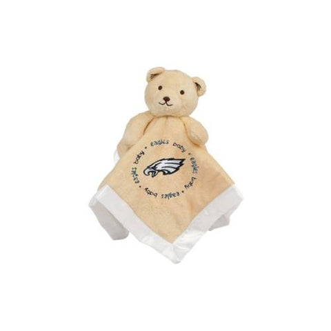 Philadelphia Eagles NFL Infant Security Blanket (14 in x 14 in)