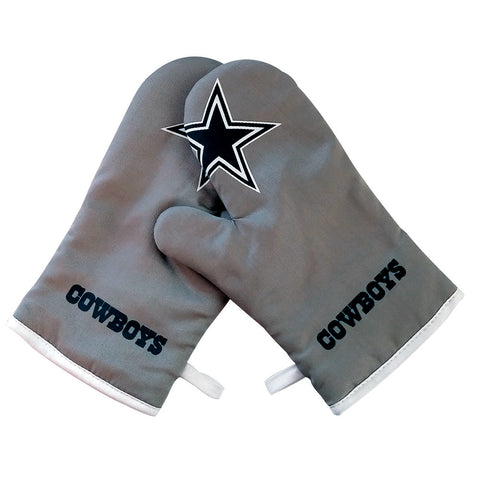 Dallas Cowboys NFL Cross Over 2pc Oven Mitt Set