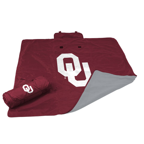 Oklahoma Sooners NCAA All Weather Blanket
