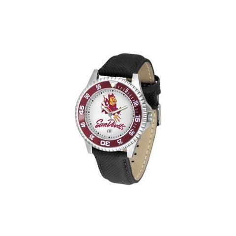 "Arizona State Sun Devils NCAA ""Competitor"" Mens Watch"