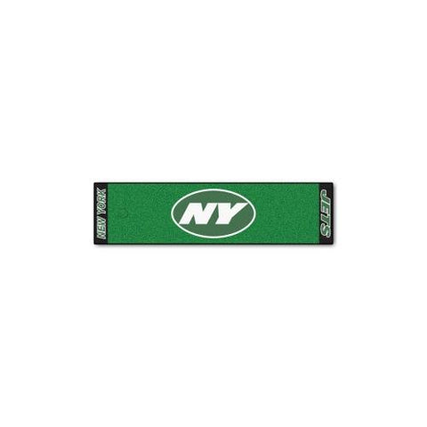"New York Jets NFL Putting Green Runner (18""x72"")"
