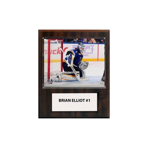 NHL 12in x15in  Brian Elliott St. Louis Blues Player Plaque