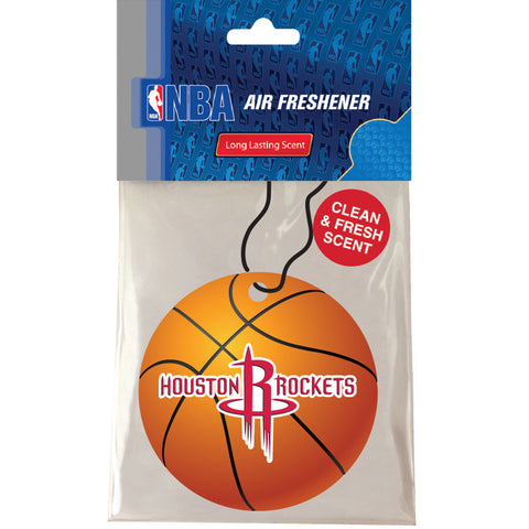 Houston Rockets NBA Auto Air Freshner
