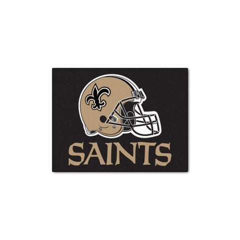 "New Orleans Saints NFL ""All-Star"" Floor Mat (34""x45"")"