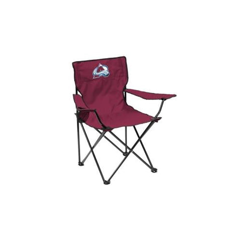 Colorado Avalanche NHL Quad Chair
