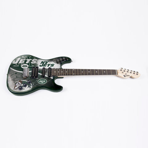 "New York Jets NFL ""NorthEnder"" Series 2 Electric Guitar"