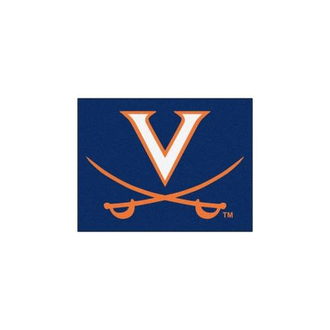 "Virginia Cavaliers NCAA ""All-Star"" Floor Mat (34""x45"")"