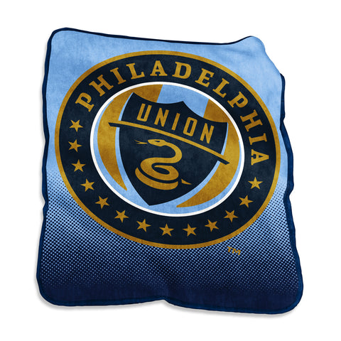 Philadelphia Union MLS  Raschel Throw