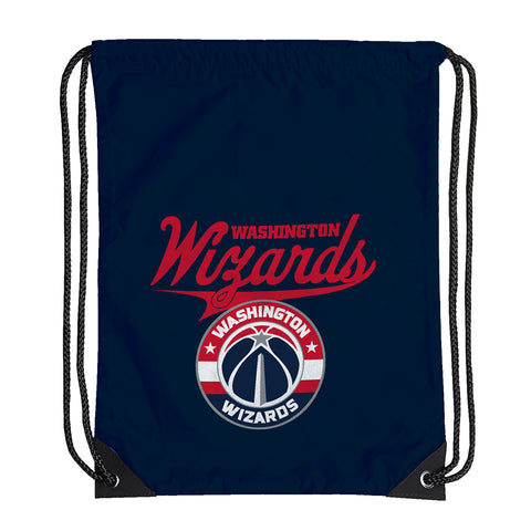 "Washington Wizards NBA ""Team Spirit"" Backsack"