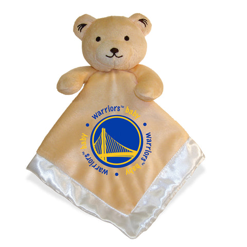 Golden State Warriors NBA Infant Security Blanket (14 in x 14 in)