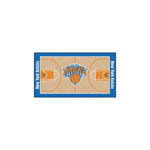New York Knicks NBA Large Court Runner (29.5x54)