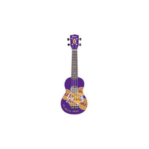 "Los Angeles Lakers NBA ""The Denny"" Ukulele"