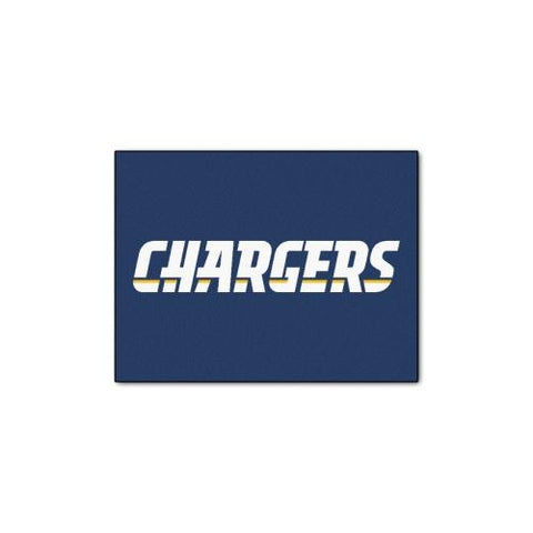 "San Diego Chargers NFL ""All-Star"" Floor Mat (34""x45"")"