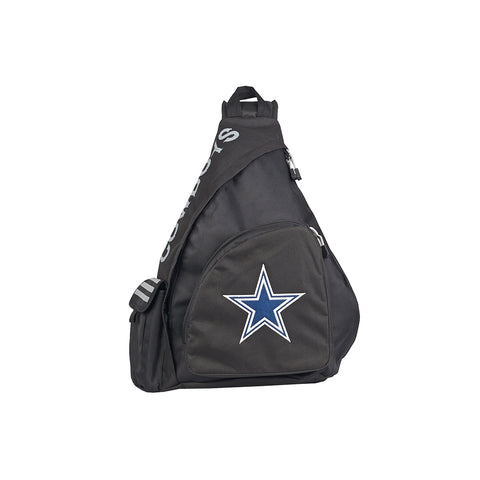 "Dallas Cowboys NFL ""Leadoff"" Sling (Black/Black)"