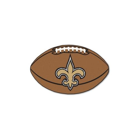 "New Orleans Saints NFL ""Football"" Floor Mat (22""x35"")"