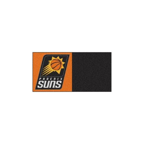 "Phoenix Suns NBA Carpet Tiles (18""x18"" tiles)"